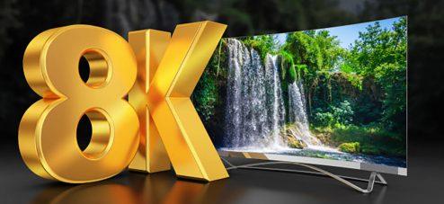 رزولوشن 8K چیست ؟ تلویزیون 8K چه ویژگی هایی دارد؟