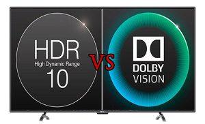 تفاوت Dolby Vision و HDR 10 چیست؟